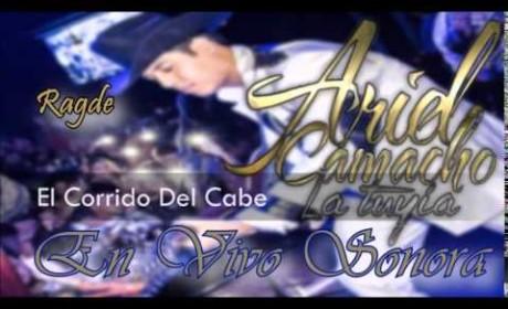 """El Corrido Del Compa Cabe – Ariel Camacho """"La Tuyia"""" Y Los Plebes De Rancho [En Vivo] 2015 : Klip Terbaru"""