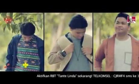 CJR Tante Linda with lirik Official VC = Video Terbaru