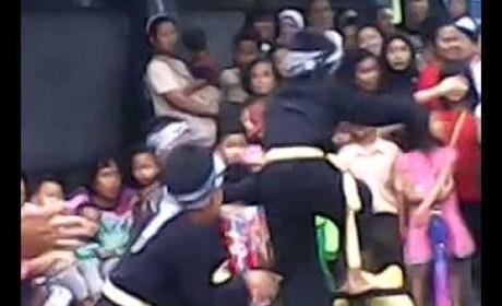Singa Depok Mengger Girang BANDUNG Part 2 – Klip Terpopuler